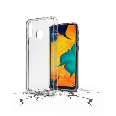 CL 349522 CLEARDUOGALA40T TRANSP. HARD CASE CLEAR DUO GALAXY A40