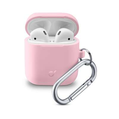 CELLULAR LINE 355790 BOUNCEAIRPODSP Bounce Case airPods 1 & 2 Pink