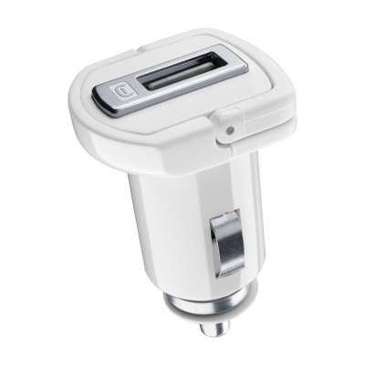 CELLULAR LINE 226397 CBRUSBMUSB2AW Car Charger Kit Huawei&C 2A MUSB White