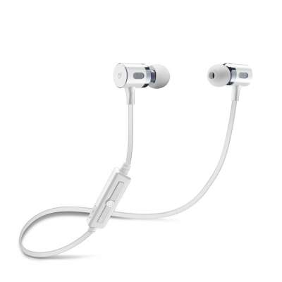 CELLULAR LINE 278907 BTMOSQUITOW White Bluetooth Stereo Earphones