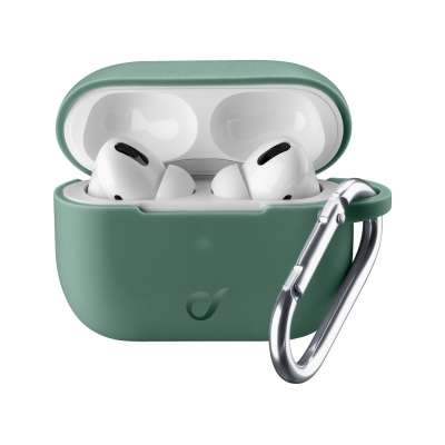 CELLULAR LINE 371790 BOUNCEAIRPODSPROG Case airPods Pro Green