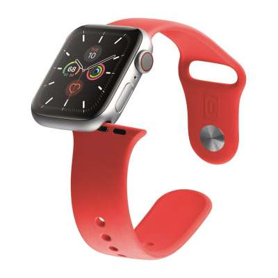 CELLULAR LINE 383090 URBANAPPWATCH4244R Red