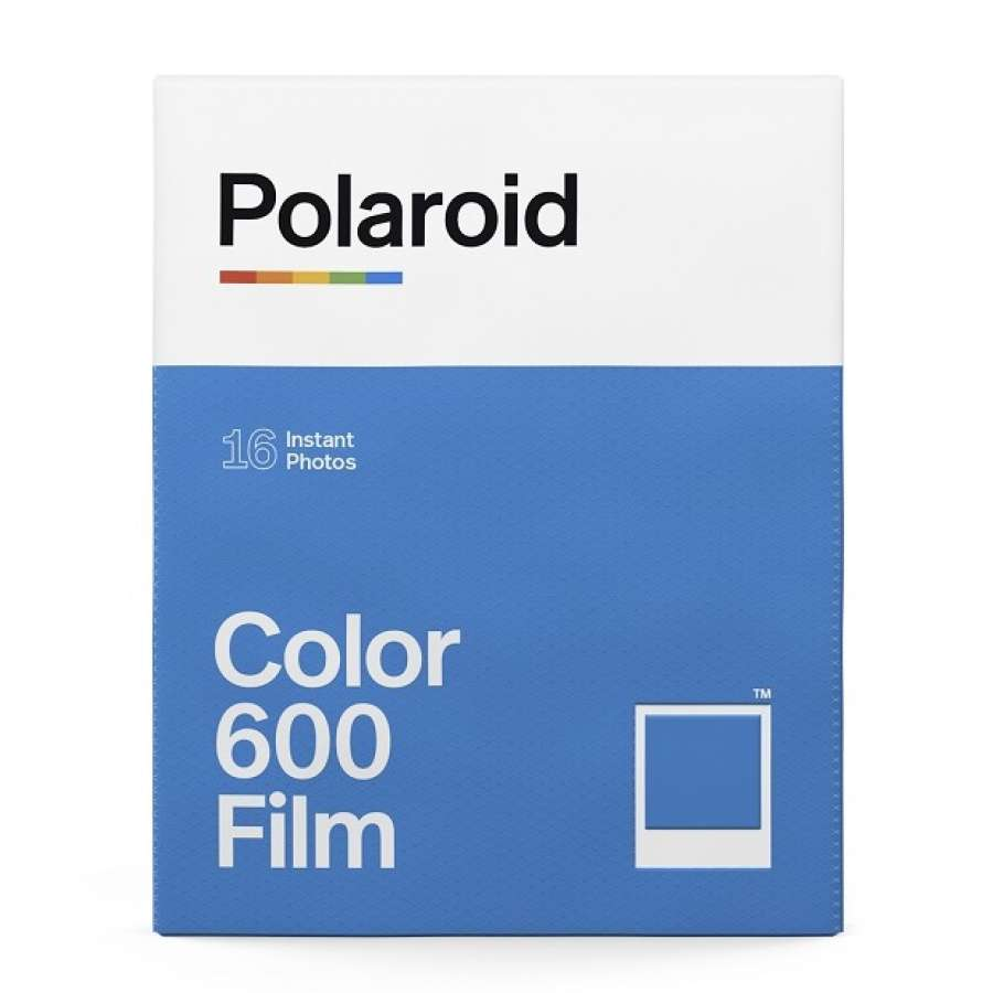 Polaroid Color Film for 600 - Double Pack 6012