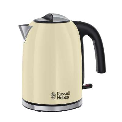 RUSSELL HOBBS 20415-70 Colours Classic Cream Kettle