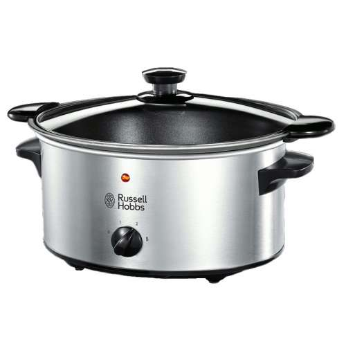 RUSSELL HOBBS 22740-56 Cook@Home Searing Slow Cooker