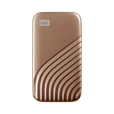 WD My Passport SSD WDBAGF5000AGD-WESN GOLD